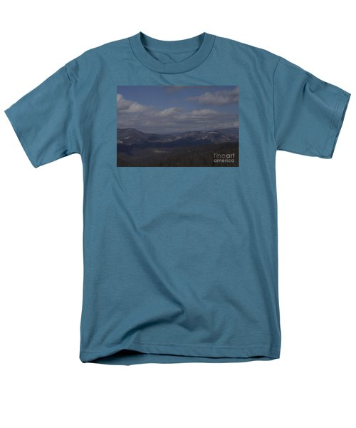 West Virginia Waiting Men's T-Shirt  (Regular Fit) by Randy Bodkins