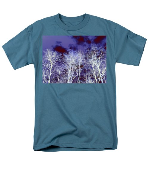 Men's T-Shirt  (Regular Fit) featuring the photograph What Lies Above by Shana Rowe Jackson