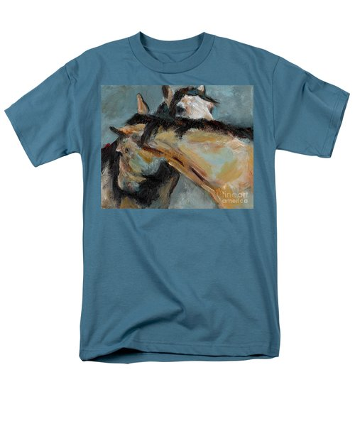 What We Could All Use A Little Of Men's T-Shirt  (Regular Fit) by Frances Marino