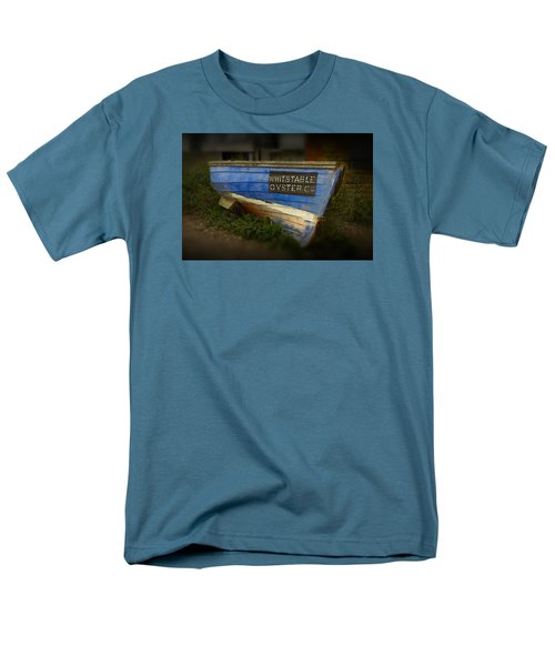 Whitstable Oysters Men's T-Shirt  (Regular Fit)