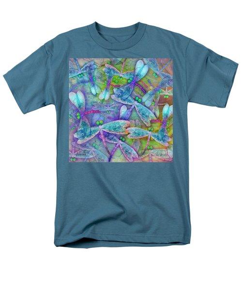 Wings Large In Square Format Men's T-Shirt  (Regular Fit)