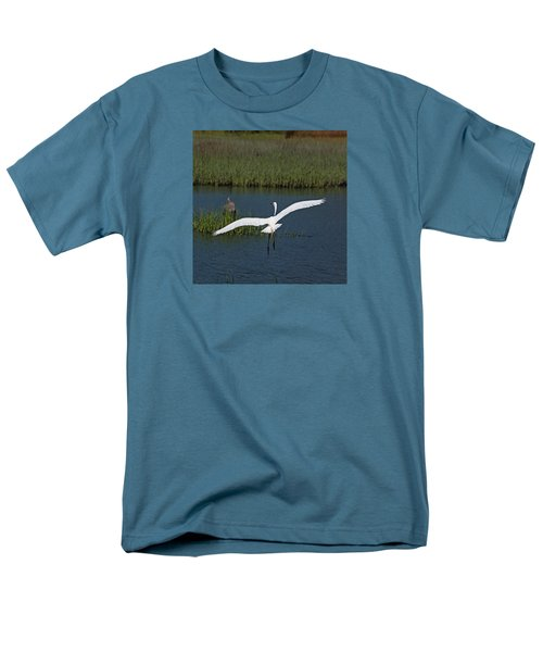 Wingspan Men's T-Shirt  (Regular Fit) by Suzanne Gaff