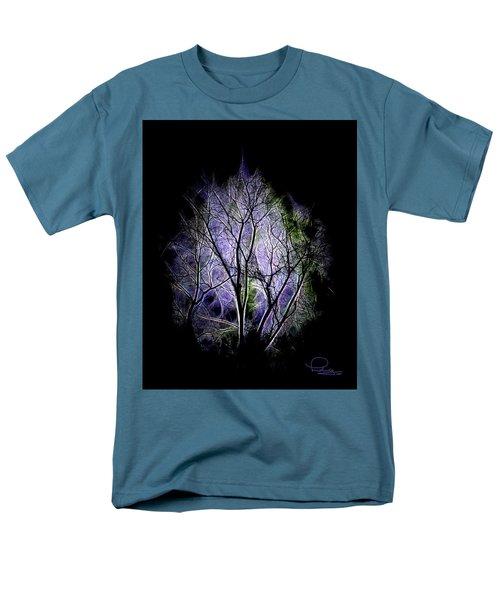 Winter Dream Men's T-Shirt  (Regular Fit) by Ludwig Keck