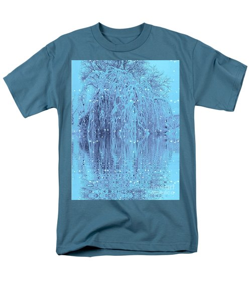 Winter Is Pretty Men's T-Shirt  (Regular Fit) by Holly Martinson