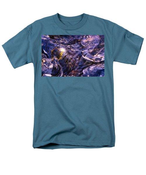 Winter Streams Men's T-Shirt  (Regular Fit) by Craig Szymanski