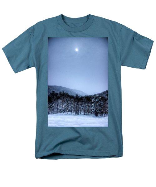 Winter Sun Men's T-Shirt  (Regular Fit) by Jonny D