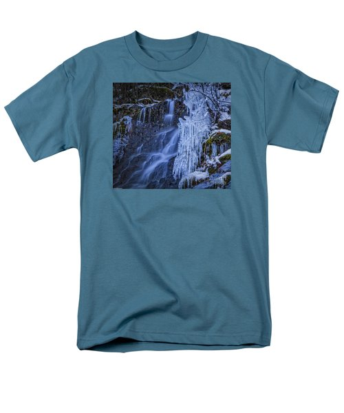 Winterfalls Men's T-Shirt  (Regular Fit)