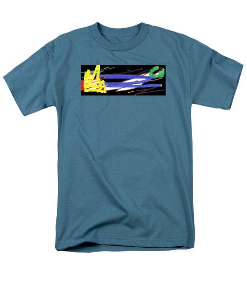 Wish - 46 Men's T-Shirt  (Regular Fit) by Mirfarhad Moghimi