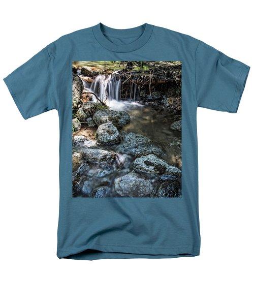 Yosemite View 17 Men's T-Shirt  (Regular Fit) by Ryan Weddle