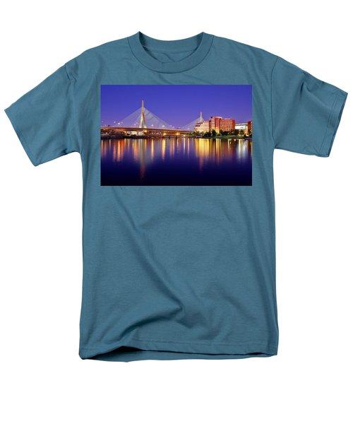 Zakim Twilight Men's T-Shirt  (Regular Fit) by Rick Berk