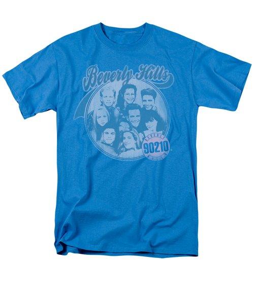 90210 - Circle Of Friends Men's T-Shirt  (Regular Fit) by Brand A