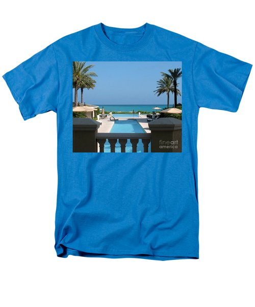 Men's T-Shirt  (Regular Fit) featuring the photograph A Beautiful View by Patti Whitten