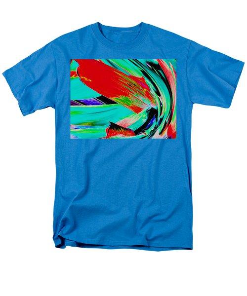 Aspidistra Twista Men's T-Shirt  (Regular Fit) by Stephanie Grant