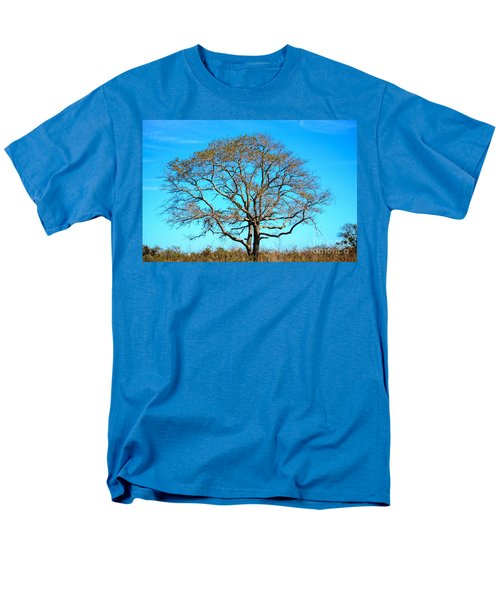 Men's T-Shirt  (Regular Fit) featuring the photograph Beautiful Branching by Debra Martz
