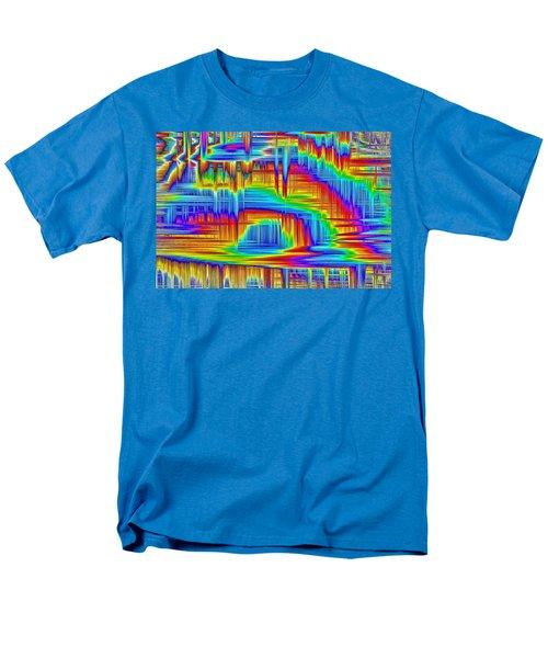 Beyond The Frills Men's T-Shirt  (Regular Fit) by Nick David