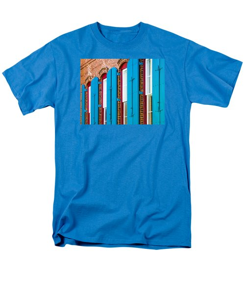 Blue Windows Men's T-Shirt  (Regular Fit)