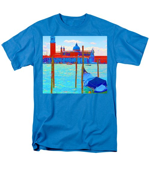 Channeling Matisse   Men's T-Shirt  (Regular Fit) by Ira Shander