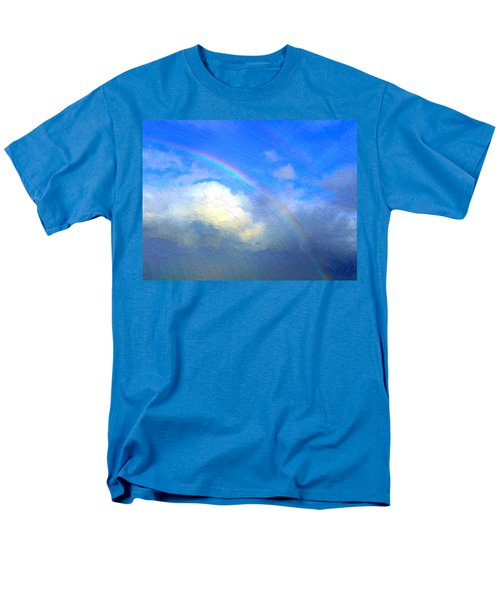 Clouds In Ireland Men's T-Shirt  (Regular Fit) by Bruce Nutting
