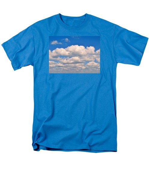 Clouds Over Lake Pontchartrain Men's T-Shirt  (Regular Fit) by Deborah Lacoste
