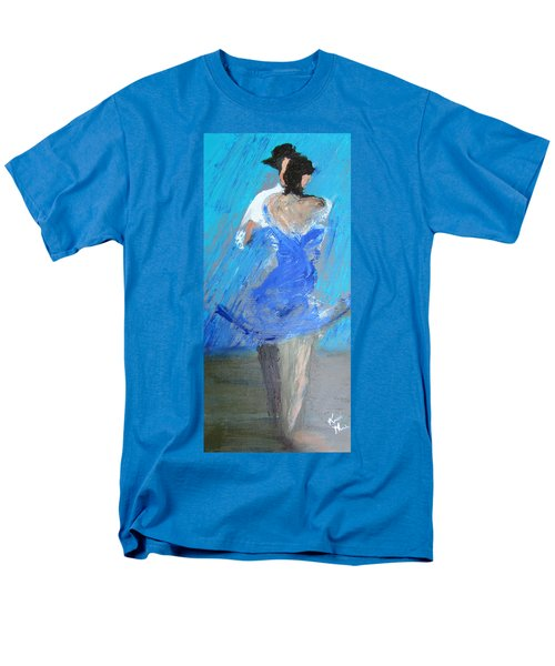 Dance In The Rain Men's T-Shirt  (Regular Fit) by Keith Thue