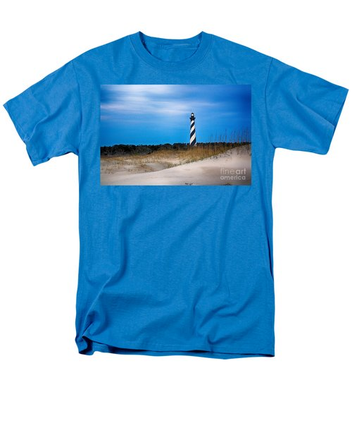 Hatteras Morning Light Men's T-Shirt  (Regular Fit) by Tony Cooper