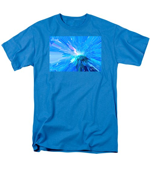 Men's T-Shirt  (Regular Fit) featuring the photograph Ice Queen by Mariarosa Rockefeller