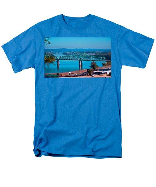 Miniature Bridge Men's T-Shirt  (Regular Fit) by Jonny D