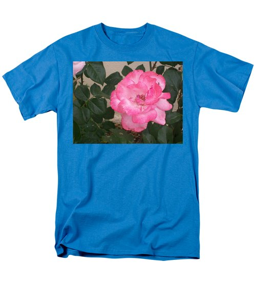 Men's T-Shirt  (Regular Fit) featuring the photograph Passion Pink by Jewel Hengen