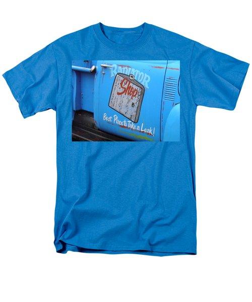 Radiator Shop Men's T-Shirt  (Regular Fit) by Nick Kirby