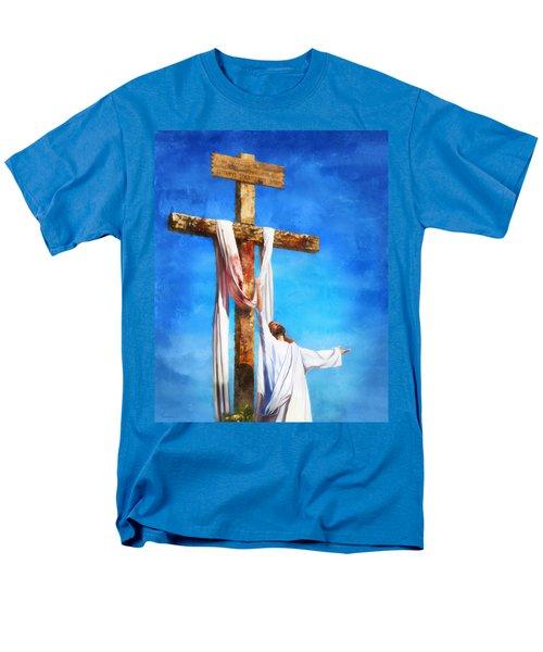 Risen Men's T-Shirt  (Regular Fit) by Francesa Miller