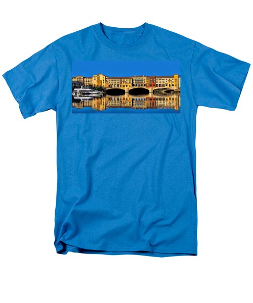 Ritzy Men's T-Shirt  (Regular Fit) by Tammy Espino