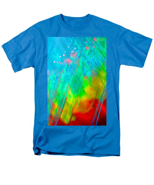 Men's T-Shirt  (Regular Fit) featuring the photograph Stir It Up by Dazzle Zazz