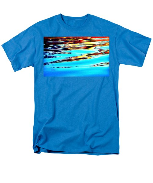 Sunset On Water Men's T-Shirt  (Regular Fit) by Faith Williams