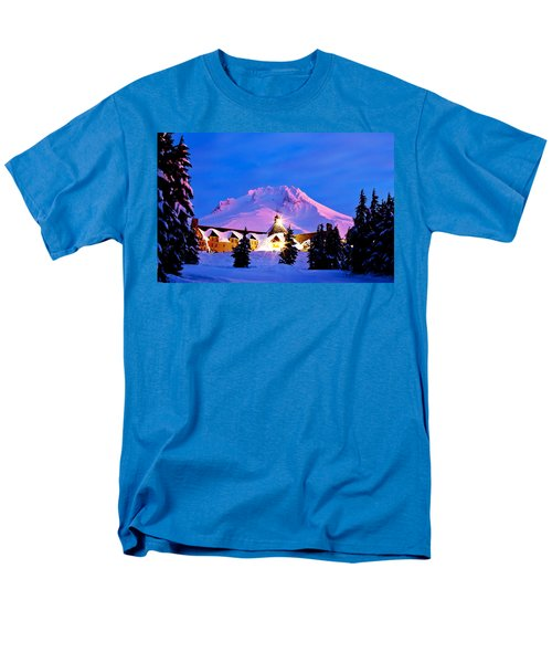 The Last Sunrise Men's T-Shirt  (Regular Fit) by Darren  White