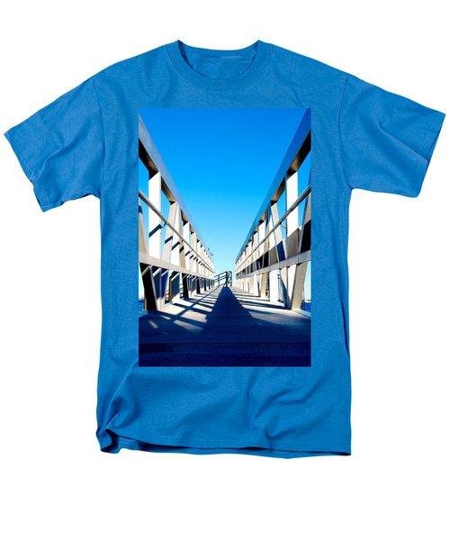 Walk Away Men's T-Shirt  (Regular Fit) by Greg Fortier