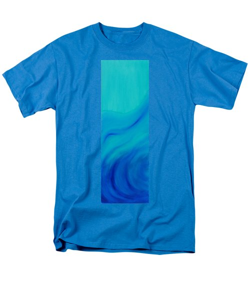 Your Wave Mirrored Men's T-Shirt  (Regular Fit) by Mark Minier