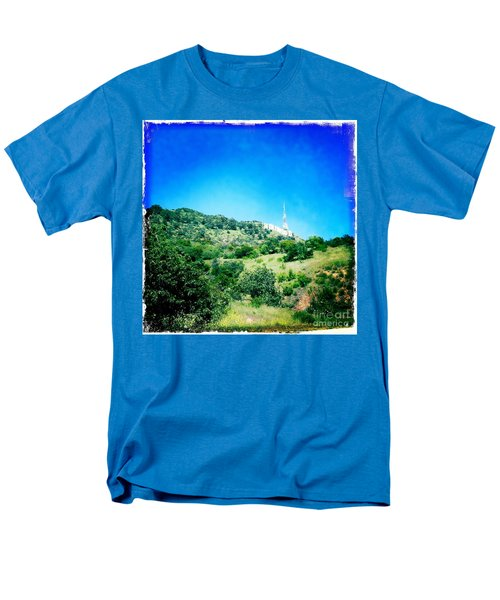 Men's T-Shirt  (Regular Fit) featuring the photograph Hollywood by Nina Prommer