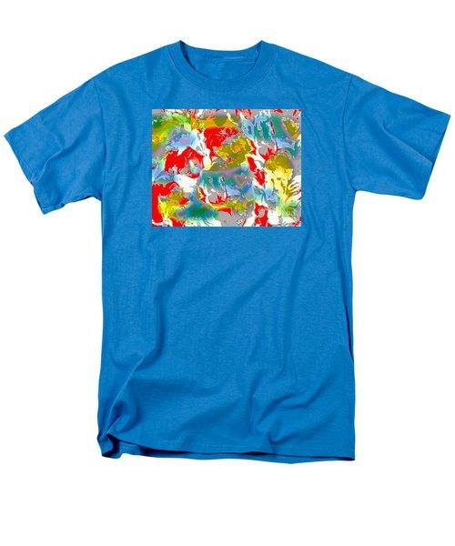 Men's T-Shirt  (Regular Fit) featuring the digital art Secrets by Beth Saffer