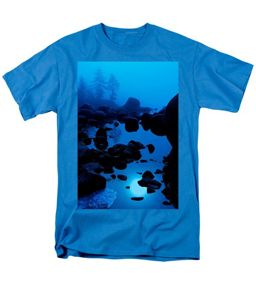 Arise From The Fog Men's T-Shirt  (Regular Fit) by Sean Sarsfield