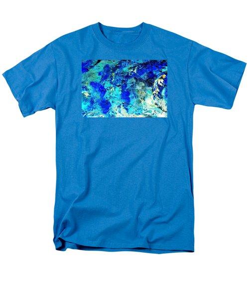 Koi Abstract Men's T-Shirt  (Regular Fit)