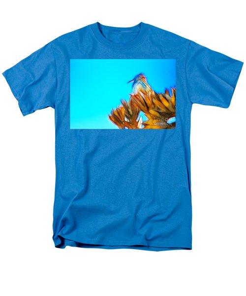 The Cactus Wren Men's T-Shirt  (Regular Fit) by Donna Greene