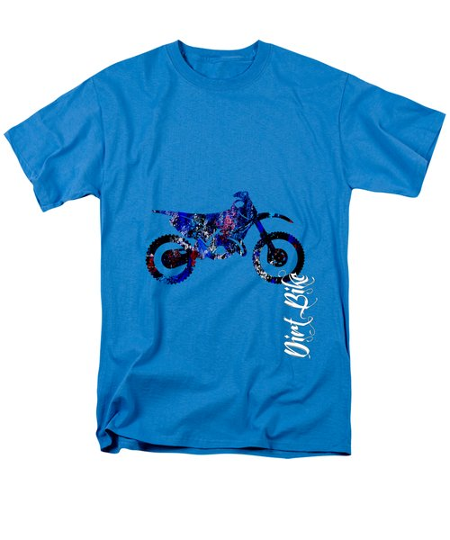 Dirt Bike Collection Men's T-Shirt  (Regular Fit) by Marvin Blaine