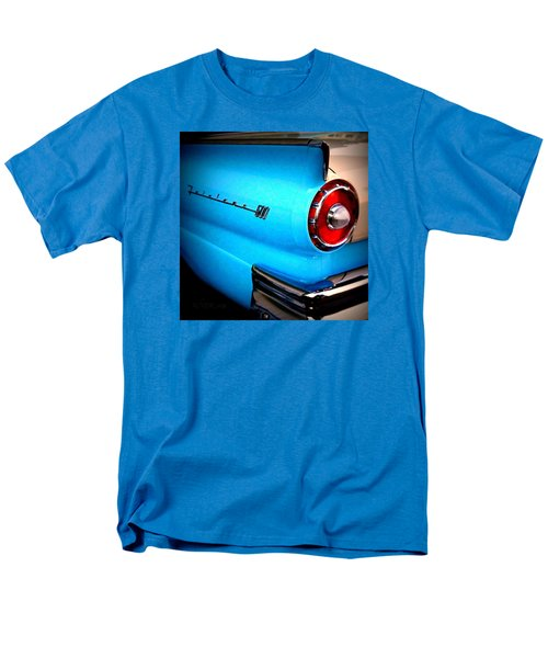 Men's T-Shirt  (Regular Fit) featuring the photograph 57 Ford Fairlane  by Nick Kloepping