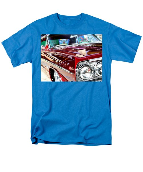 64 Chevy Impala Men's T-Shirt  (Regular Fit) by Christopher Woods