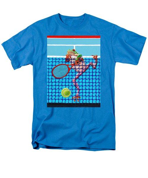 A Net Violation Men's T-Shirt  (Regular Fit) by John Lautermilch