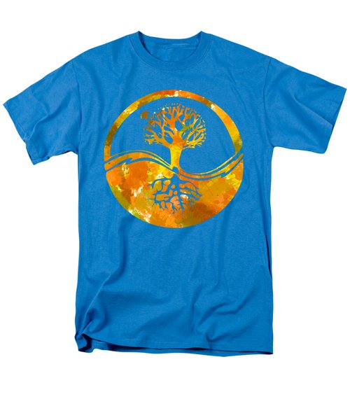 Men's T-Shirt  (Regular Fit) featuring the photograph Abstract I by Christina Rollo