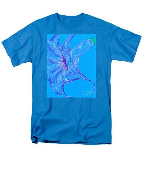 Men's T-Shirt  (Regular Fit) featuring the photograph Angel's Trumpet by Kim Sy Ok
