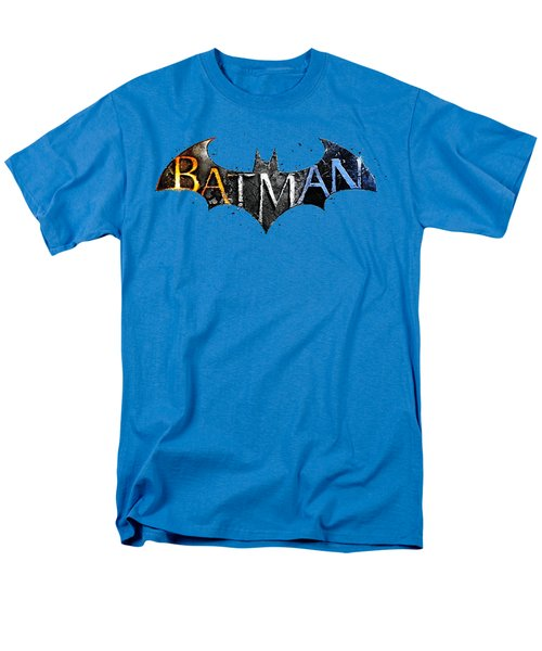 Batman  Men's T-Shirt  (Regular Fit) by Herb Strobino