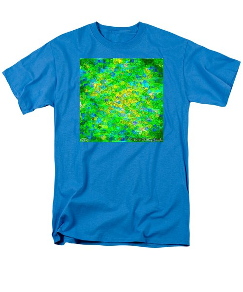 Men's T-Shirt  (Regular Fit) featuring the painting Better Not Touch by Holley Jacobs