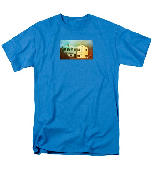 Men's T-Shirt  (Regular Fit) featuring the photograph Blowing In The Wind by Anne Kotan